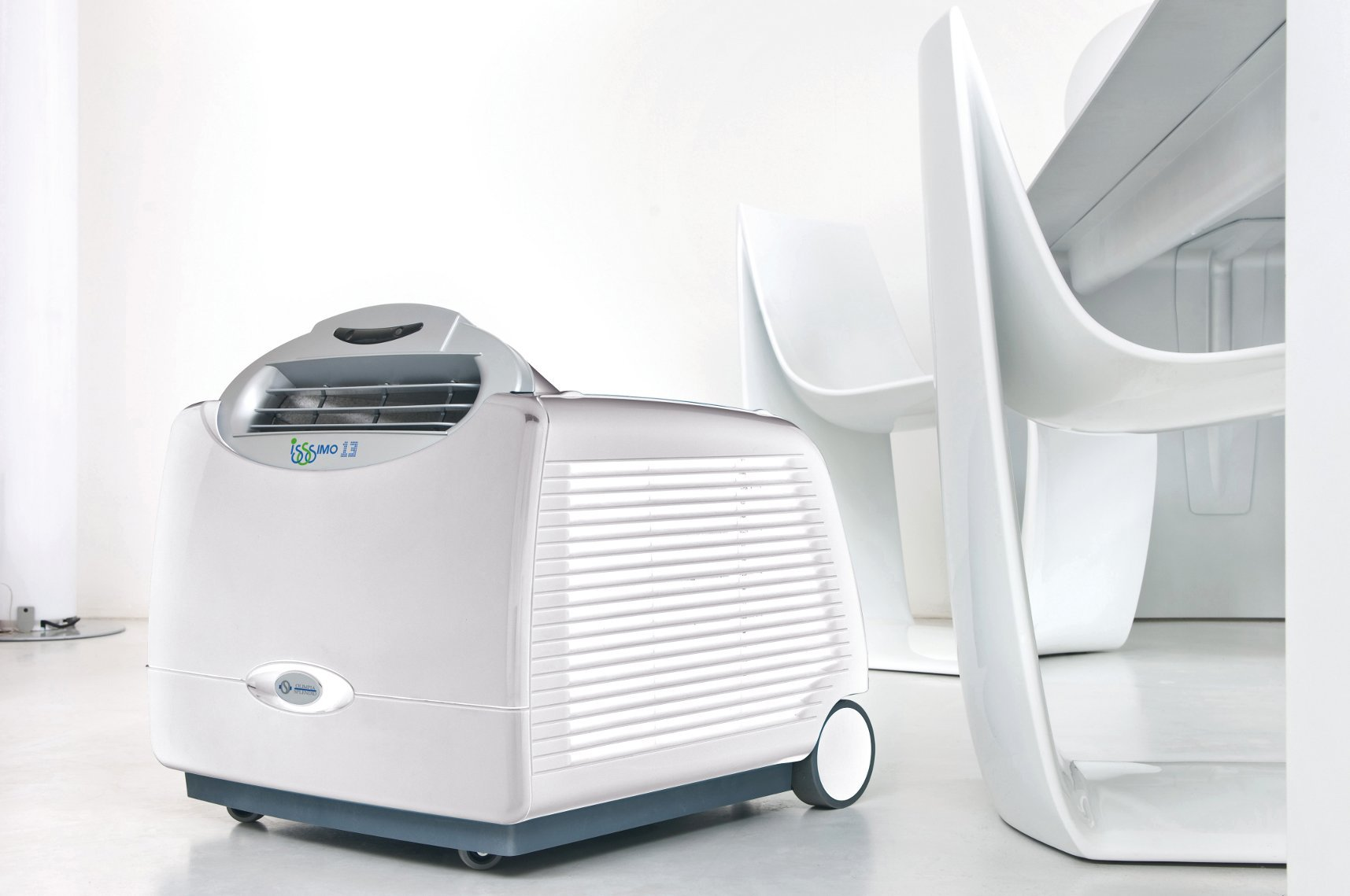 Issimo The Smallest Portable Air Conditioner Photo Detailed about  #40505A