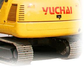 Yuchai Excavators For Europe