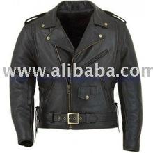 Motorbike Leather Jacket Dash