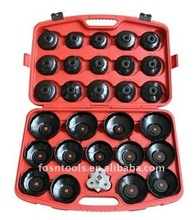 2014 Oil Filter Wrench Set 30pcs auto Vehicle Tools automotive scanner with oscilloscope