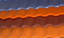 Samanna Steel Roofing Tile