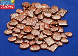 Red Copper Turquoise