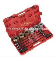 2014 Bearing Tools& Bush Removal/Installation Kit 26pc auto tools Vehicle Tools body repair machine