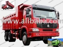SINOTRUK HOWO Tipper/Dump Truck Series