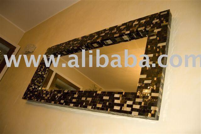 Muebles de dise o italiano espejo de cero de klimt sets - Espejos diseno italiano ...