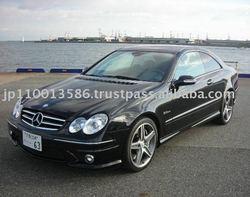 2007 Mercedes-Benz CLK-Class CLK 63 AMG used car DBA-209377