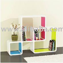abs design bookcase