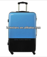 2013 newest designed style with abs bag king luggage