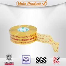 adhesive tape jumbo roll water-based acrylic