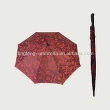 Promotional popular straight rain gear small umbrella