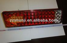 12/24V LED Tail Light for trucks&Trailers(Plastic/Steel)