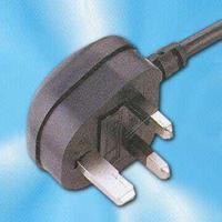 UK Power Cord,1.5meters,3 Poles