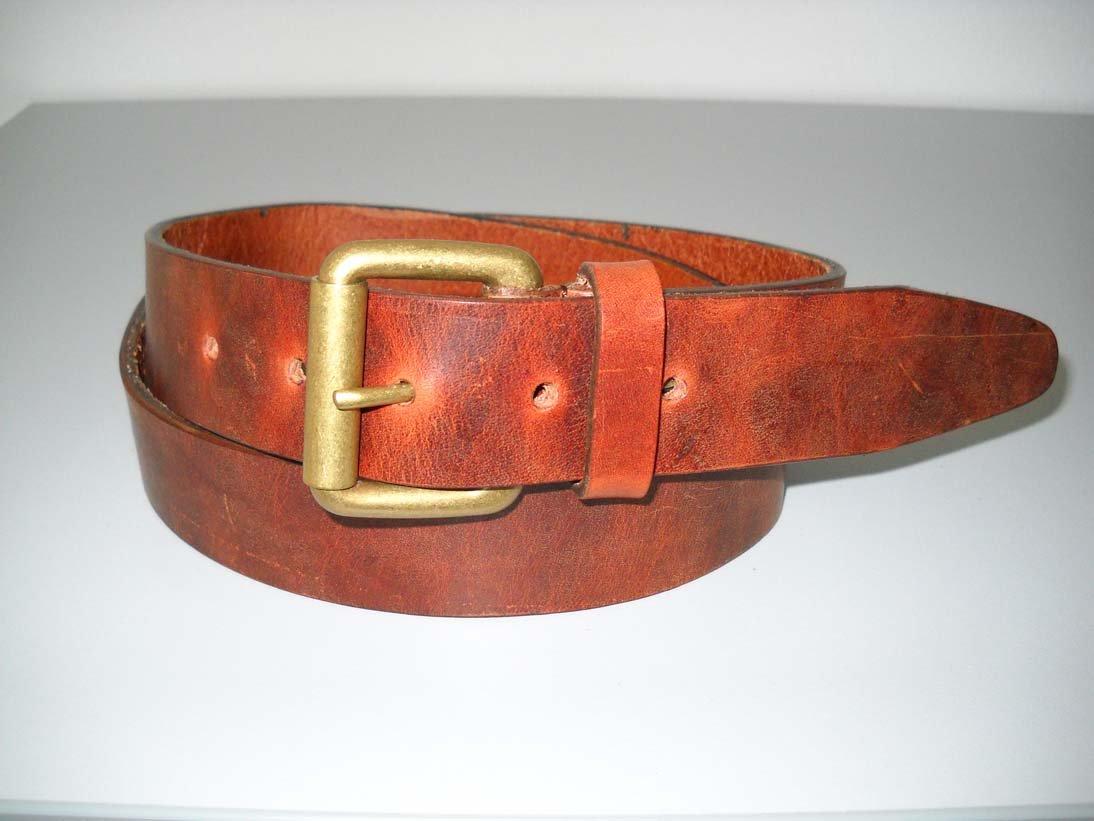 Vintage Leather Belt Vintage Leather Belt
