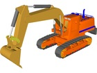 Machine Mining Dragline Shovel Excavator Loader