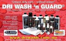 DRI WASH 'n GUARD Car Care