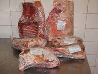 Goat Meat (6 Way Cut - IWP)