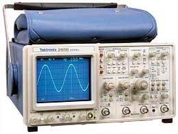 Tektronix 2465B analógico osciloscopios