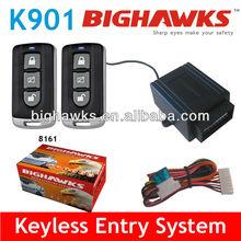 Keyless entry system low price PLC BIGHAWKS K901-8161 remote control