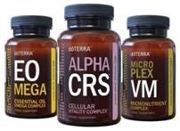 huiles essentielles et suppléments de doterra