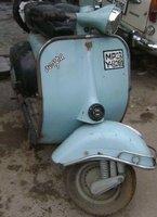 Vintage 1960 ITALIAN VESPA
