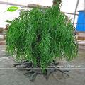 btr014 gnw artificial árvore salgueiro plantas para venda 8ft alta para o paisagismo do jardim decoração ao ar livre