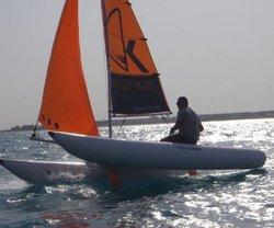 sailing Boat Smart kat