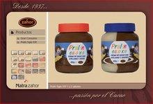 Zahor Cacao & Nuts Cream ( Nutella Type )