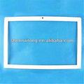 Pour macbook a1181 véritable. oem. 13.3 lcd façade blanc, boisl caméra fenêtre