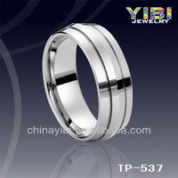 2013 rings tungsten 4mm Tungsten Claddagh Ring aquamarine ring