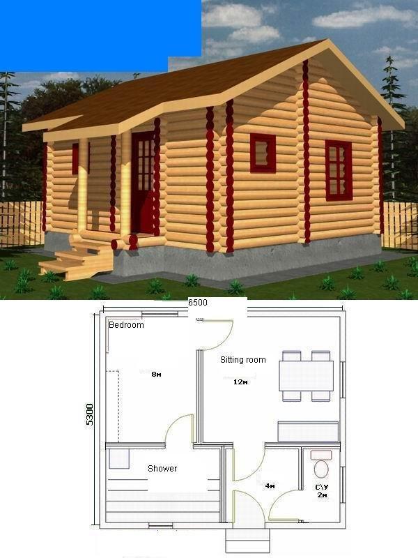 Madera cabinas saunas jard n de infancia casas - Tipos de saunas ...