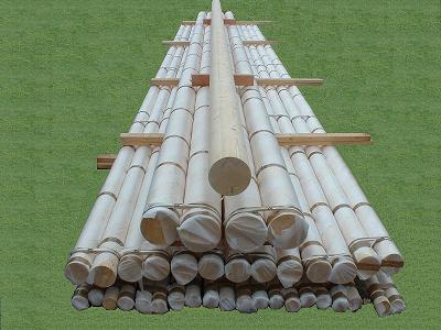 Glulam Round Columns, Wood Columns, Glue, Wood Sales, Buy Glulam Round