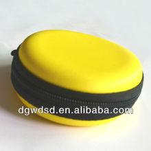 2013 newest PU earphone case ,beautiful earphone protective case