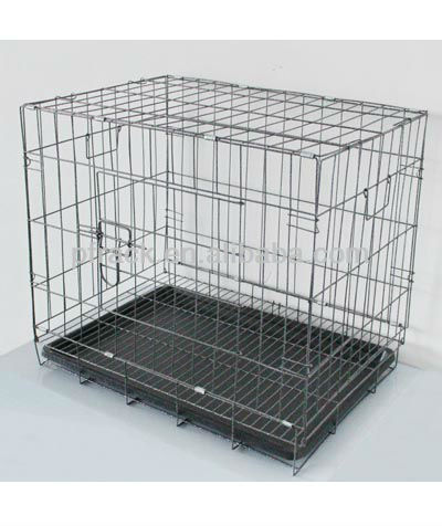 NEW~~Stainless steel pet display cage PF-E391