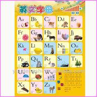 2013 Preschool eva alphabet