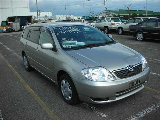 2000 Toyota Corolla Fielder X-G NZE121 Used Car From Japan (94366)