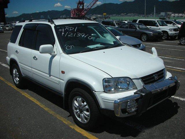 Хонда срв 1998 фото