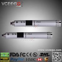 2013 newest vaporizer tornado e cigarette starter kit factory wholesale price from Kelvin health