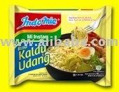 Indomie Rasa Kaldu Udang (Prawn Stock Flavor Noodle Soup)