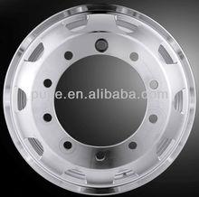 Polished Bus Aluminum Wheels for HINO