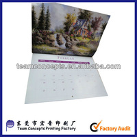 cheap wall calendar printing