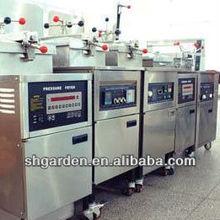 machine to cook chicken fryer pressure fryer