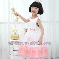 HOT!!! 2013 fashion formal dinner dress for kids