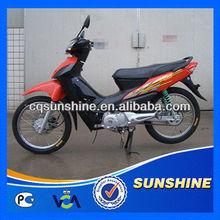 Chongqing New Design Spoke Wheel Mini Dirt Bike 125CC(SX110-2C)