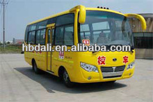 Hubei Dali 35 seats low price school bus