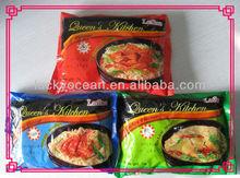 tagliatelleistanti cibo cinese ingrosso oem certificata haccp
