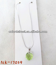Promotional Thin Chain Diamonds Necklace