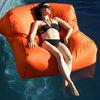 water lounger float bean bag