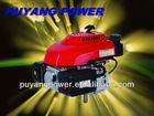 4 stroke vertical shaft gasoline engine for field mower