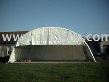 inflatable wharehouse tent