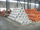 Q195/ SAE 1006 electro galvanized wire for gabion mesh
